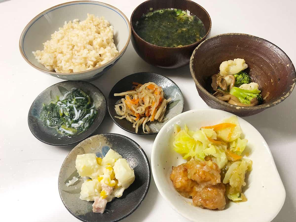 タイヘイ|鶏のから揚げおろしソース御膳