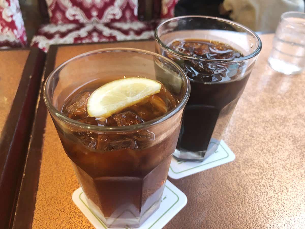 東京 日暮里 カフェ&レストラン談話室 ニュートーキョー |ドリンクセット
