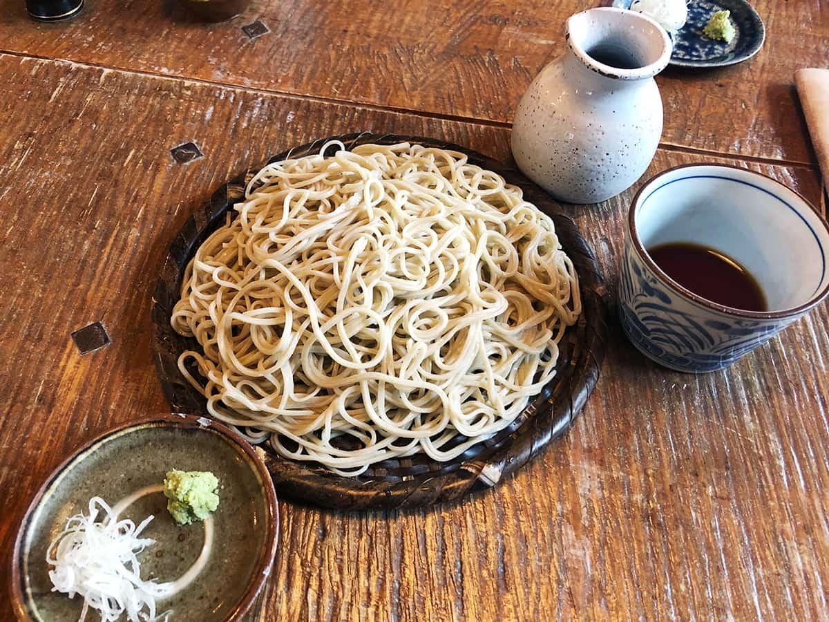 静岡 浜松 naru せいろ蕎麦