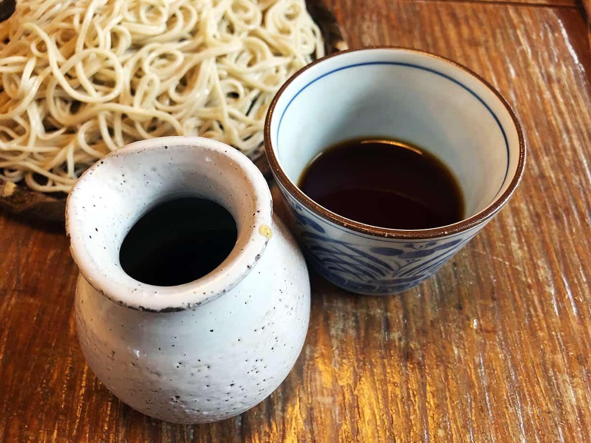 静岡 浜松 naru そば汁