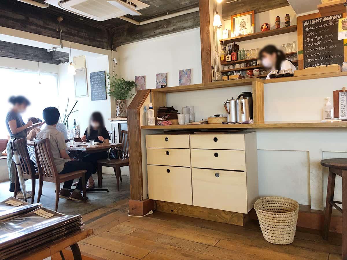 静岡 浜松 naru 店内