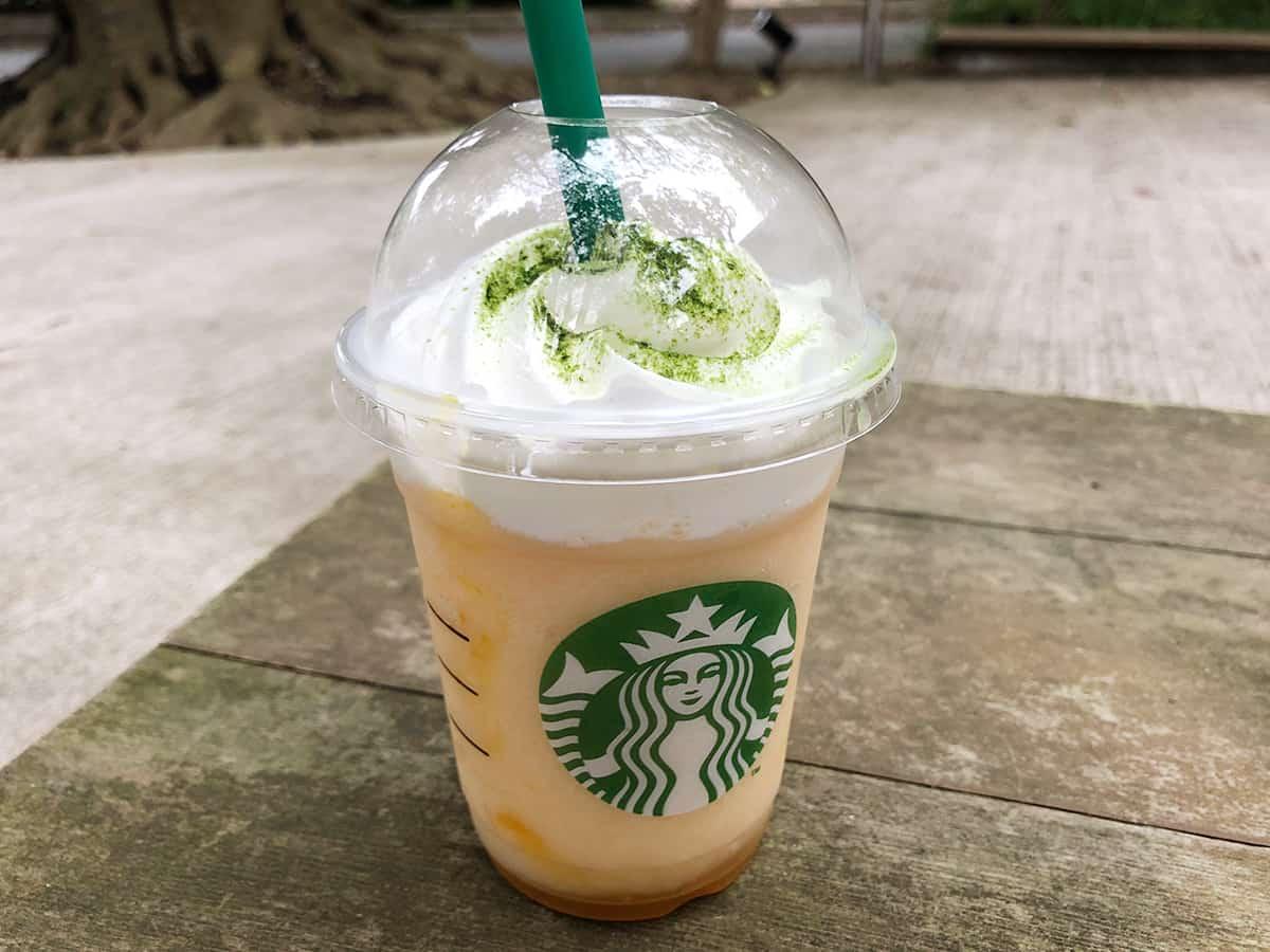 静岡 浜松 スターバックスコーヒー 浜松城公園店|SHIZUOKAフラペチーノ