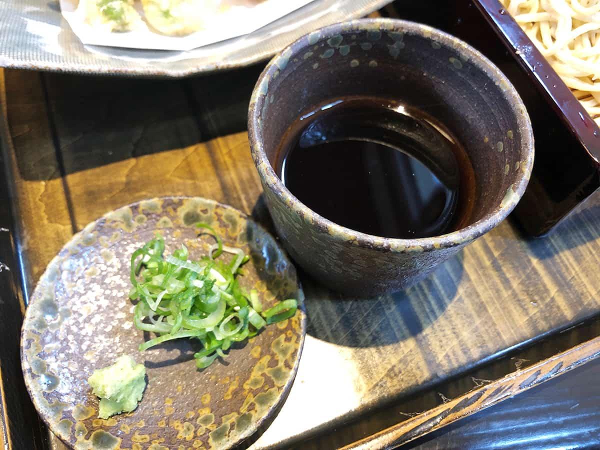 福井 和田中 きょうや|蕎麦つゆ