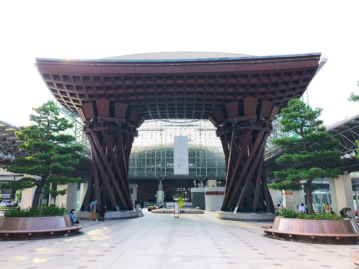 石川 金沢 おでん 黒百合|JR金沢駅