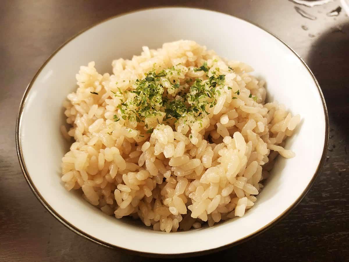 石川 金沢 おでん 黒百合|茶飯