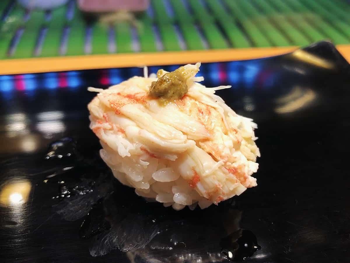 石川 七尾 幸寿し 本店|蟹