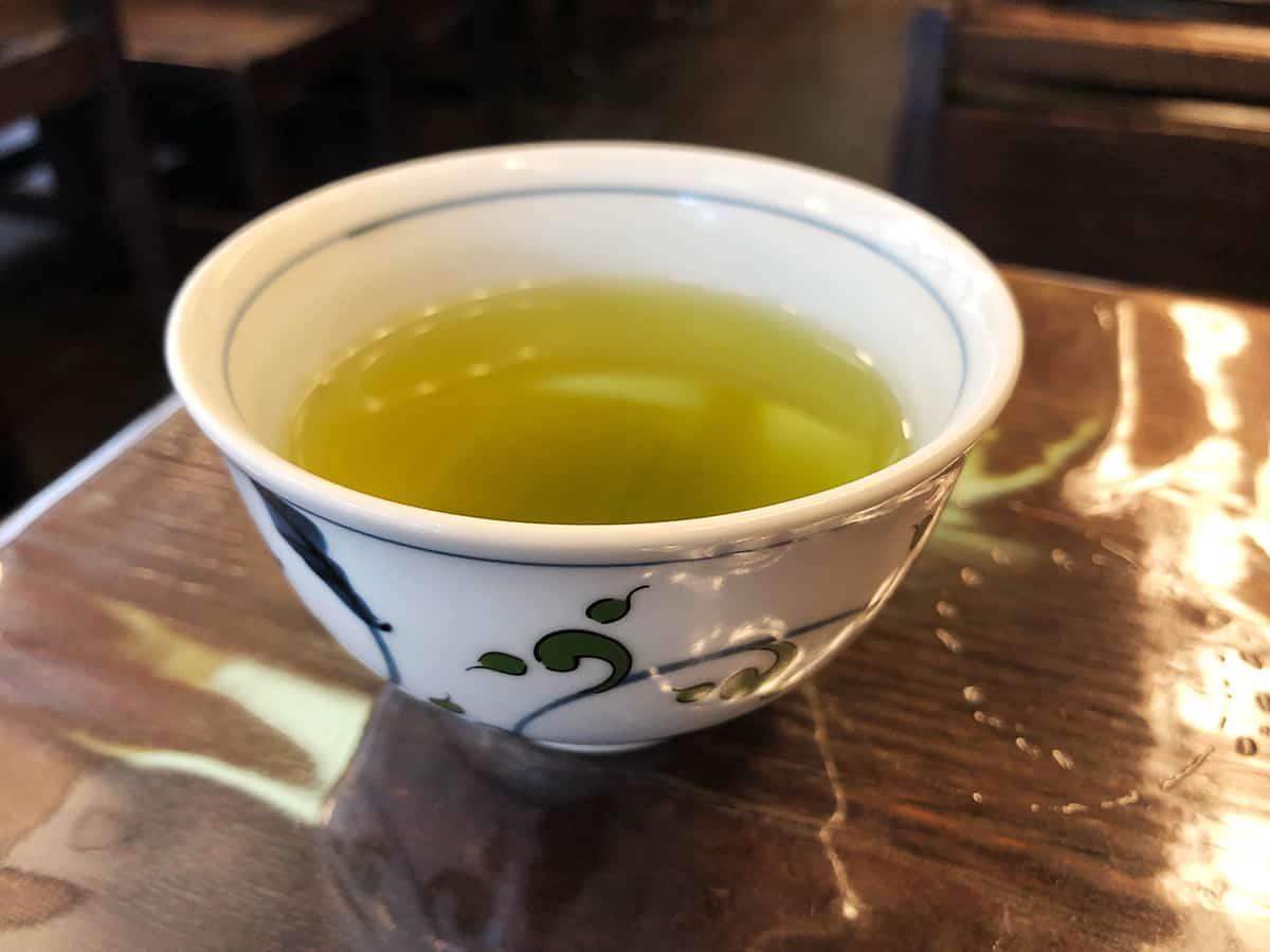 東京 水天宮 初音|お茶