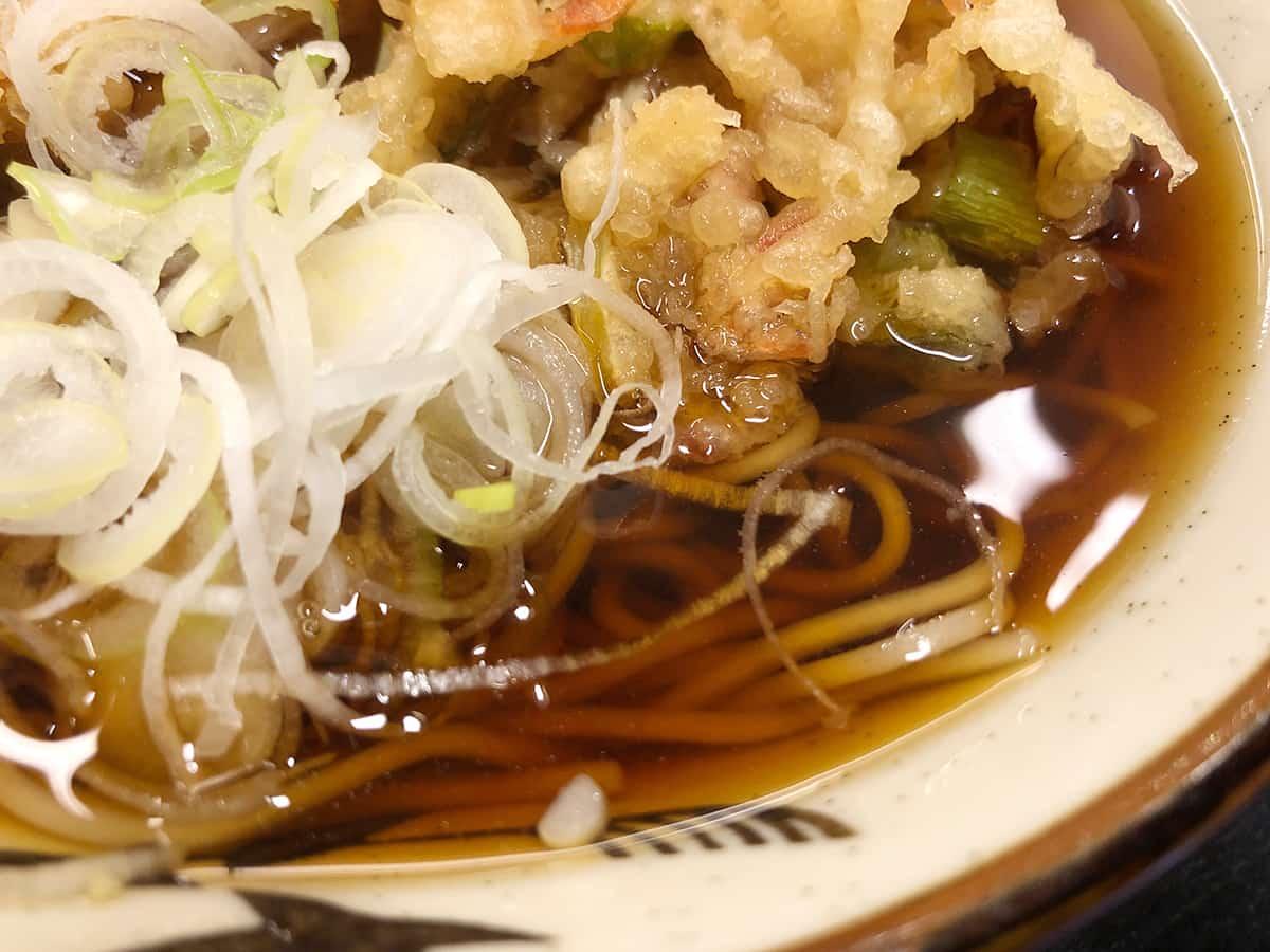 東京 日本橋 そばよし 日本橋店|蕎麦つゆ