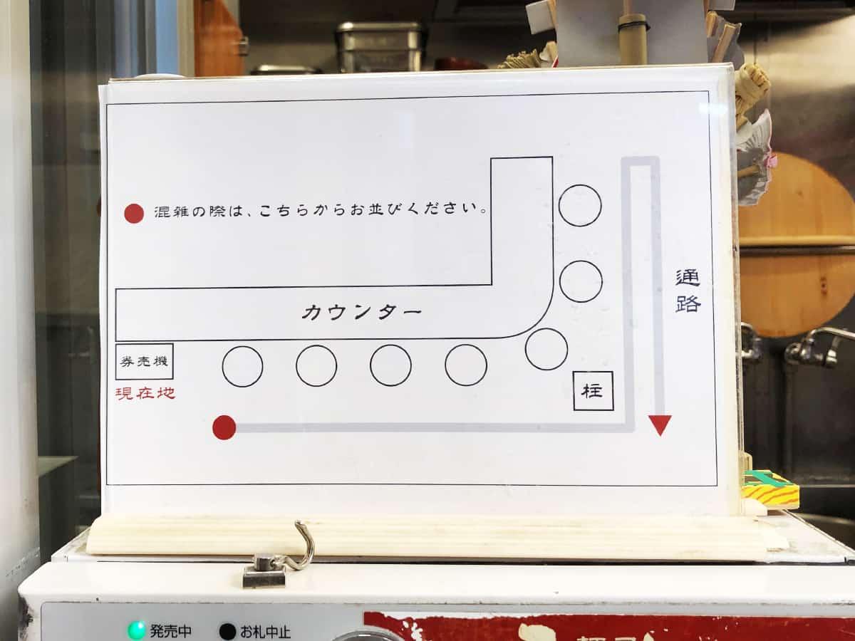 東京 有楽町 麺屋ひょっとこ 交通会館店 並び方
