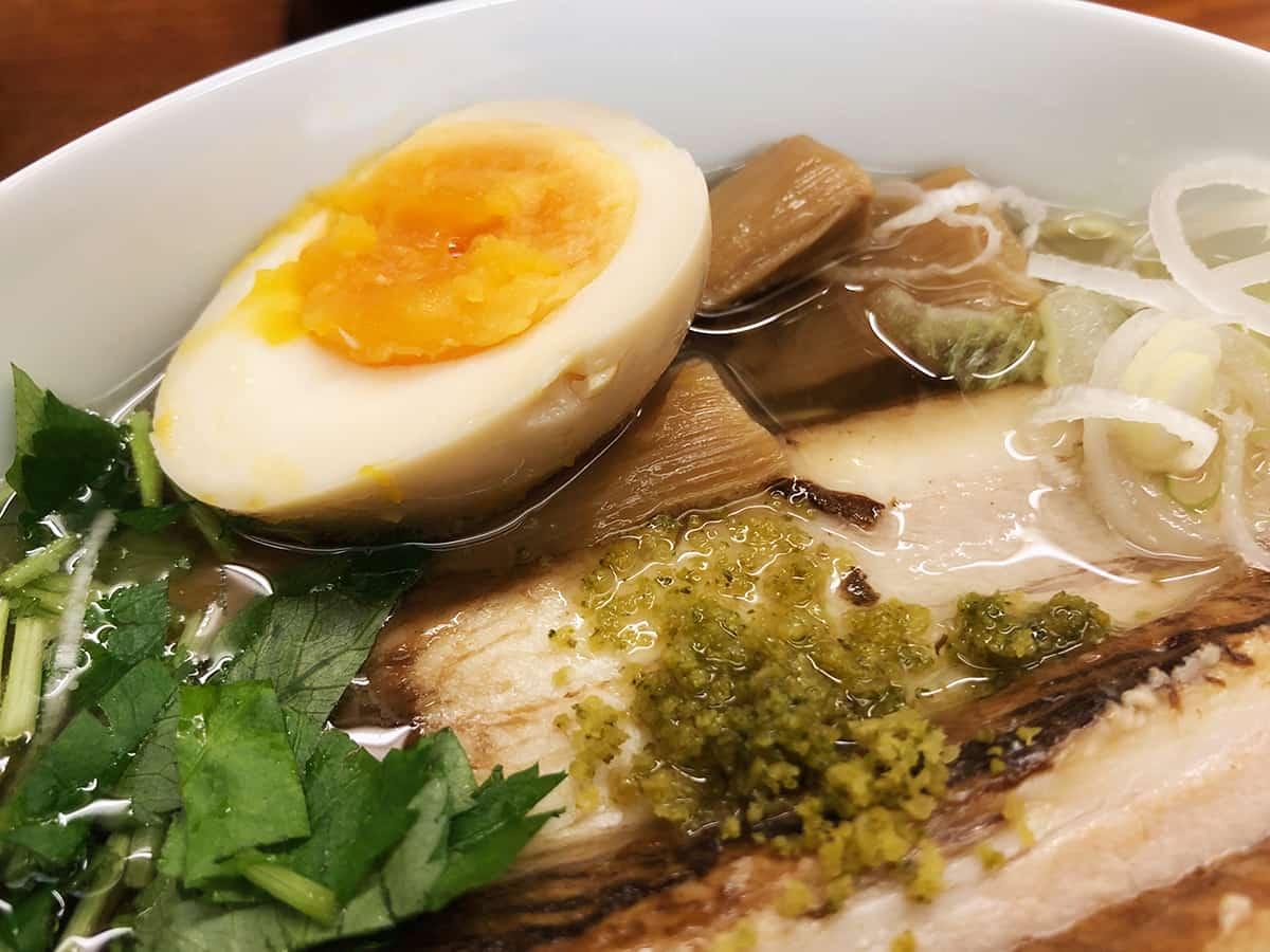 東京 有楽町 麺屋ひょっとこ 交通会館店 具