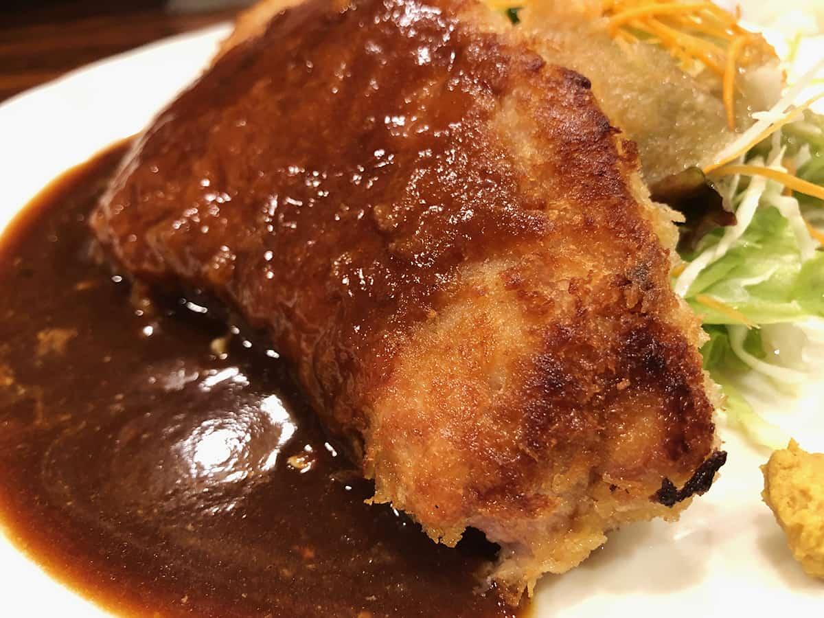 東京 池袋 キッチン チェック|ポークカツレツ