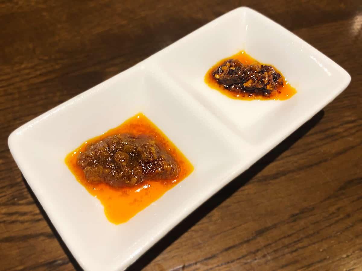 東京 小石川 中国料理 豊栄|薬味