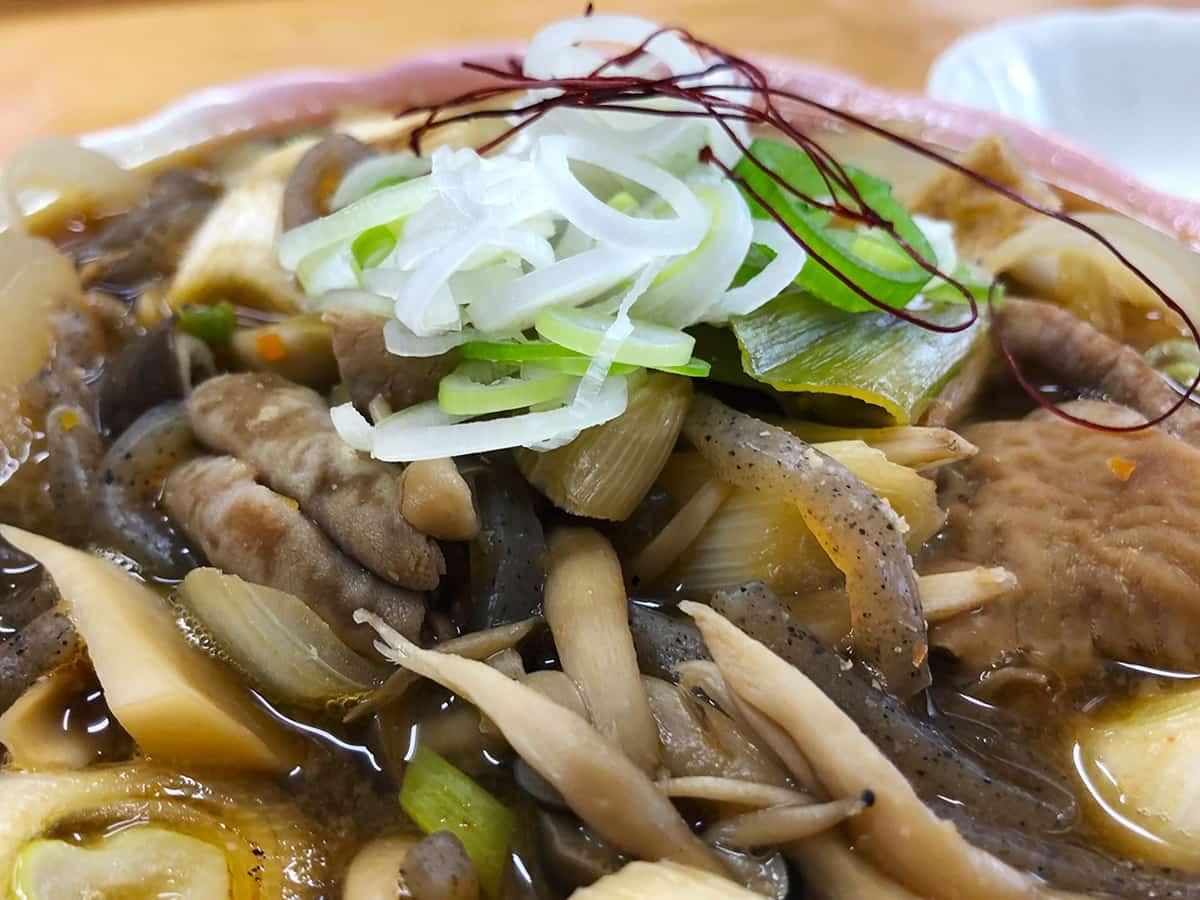 埼玉 三芳 永井|もつ煮
