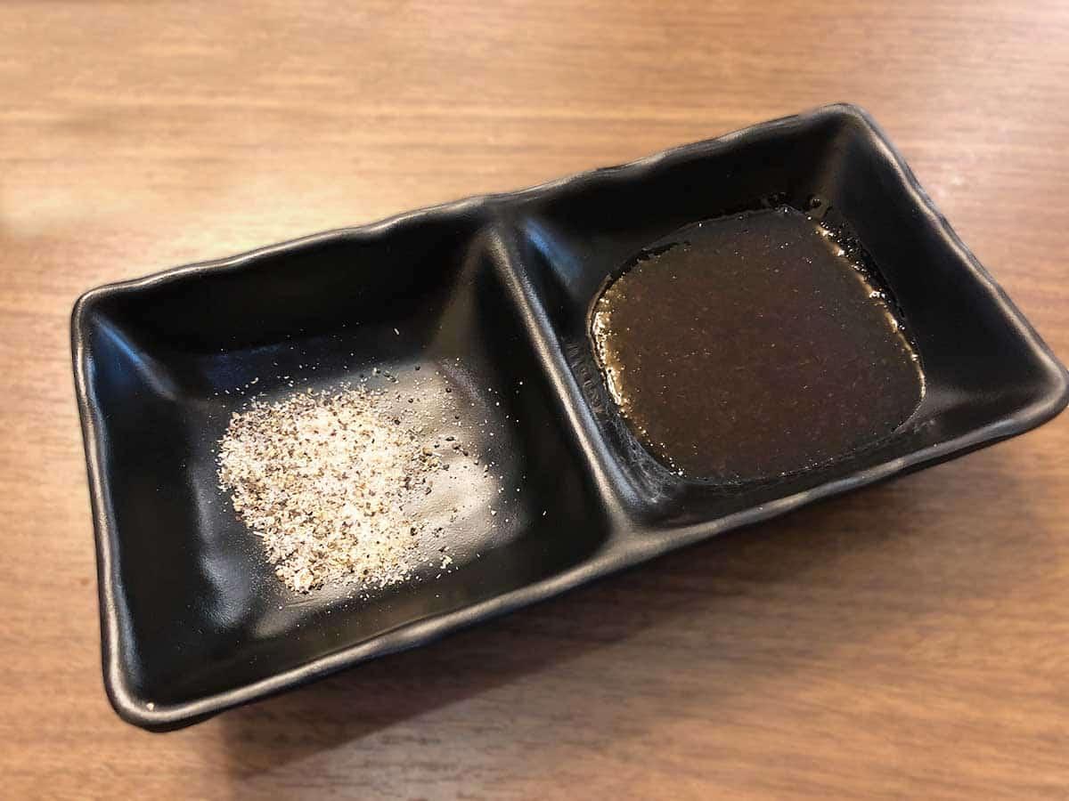 栃木 那須 ステーキハウス寿楽 本店|ステーキソース