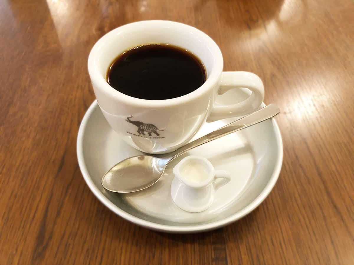 栃木 那須 NASU SHOZO CAFE(ナス・ショウゾウ カフェ)|森のブレンドG2