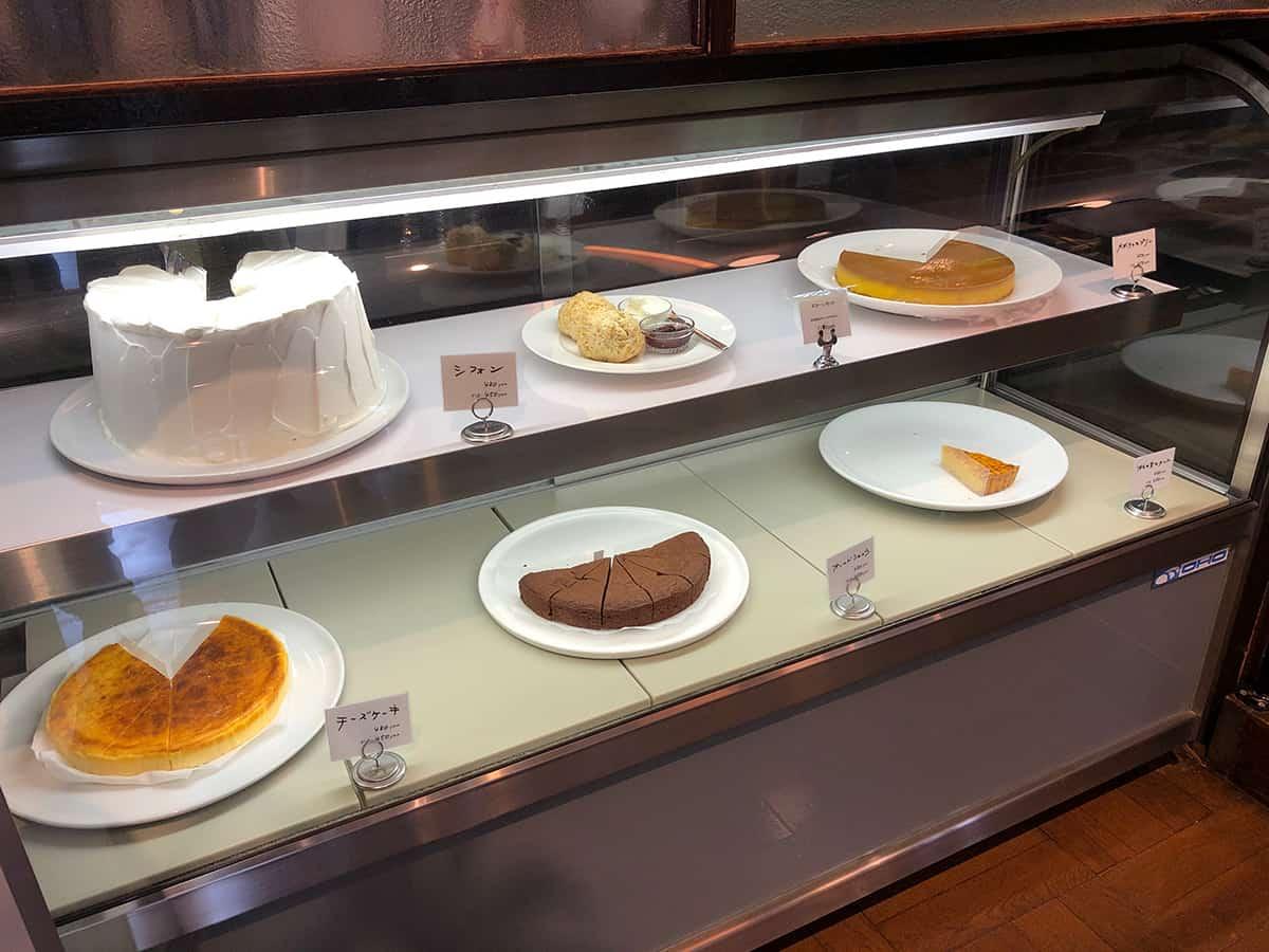 栃木 那須 NASU SHOZO CAFE(ナス・ショウゾウ カフェ)|冷凍ケース