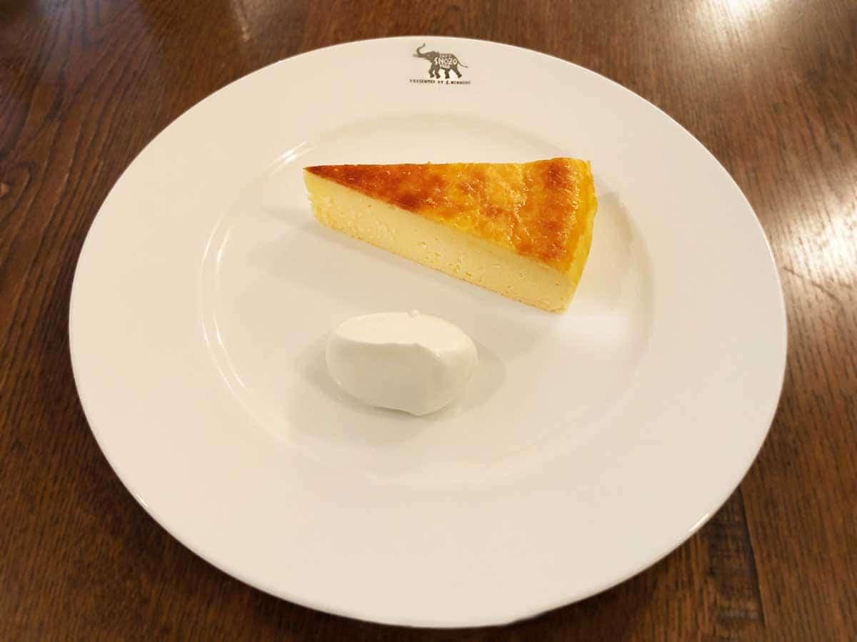 栃木 那須 NASU SHOZO CAFE(ナス・ショウゾウ カフェ)|チーズケーキ