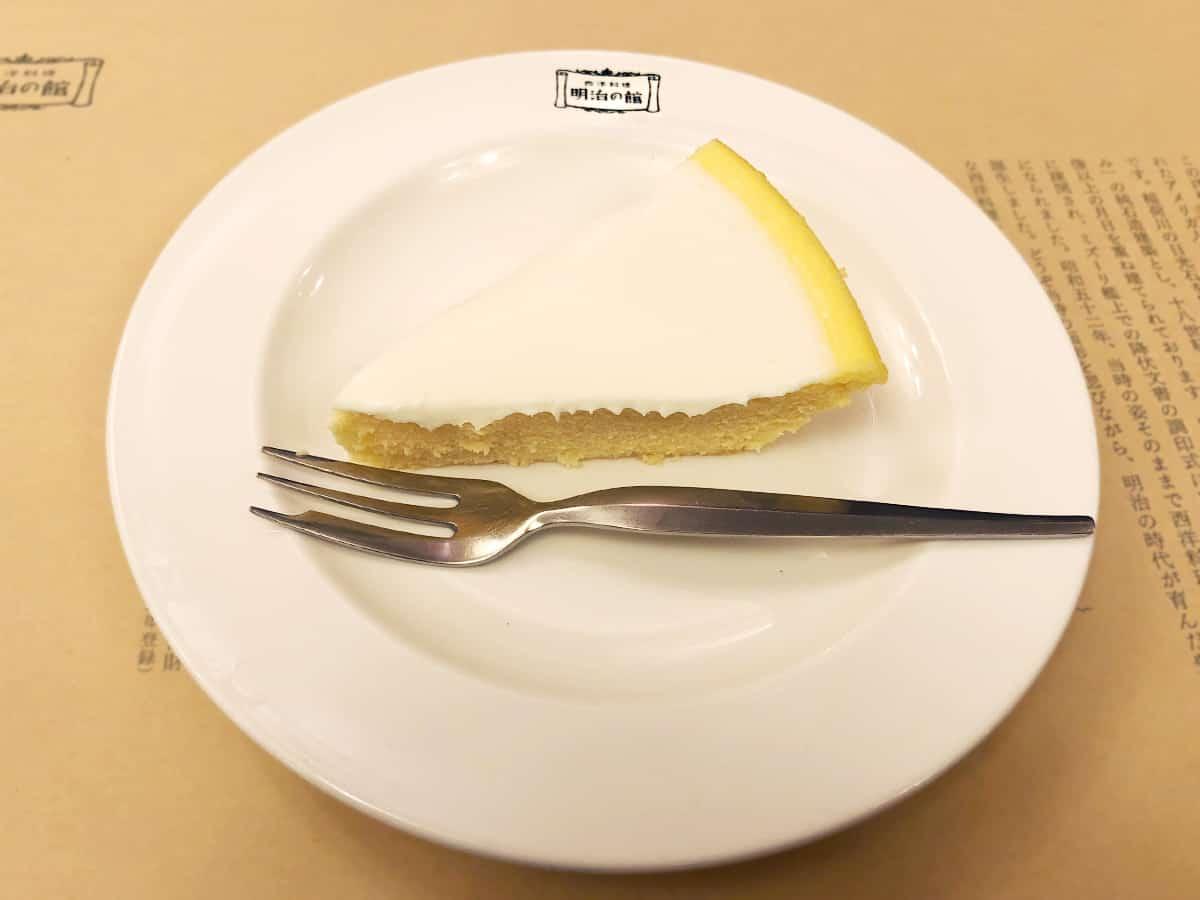 栃木 日光 明治の館 リーズケーキ(ニルバーナ)