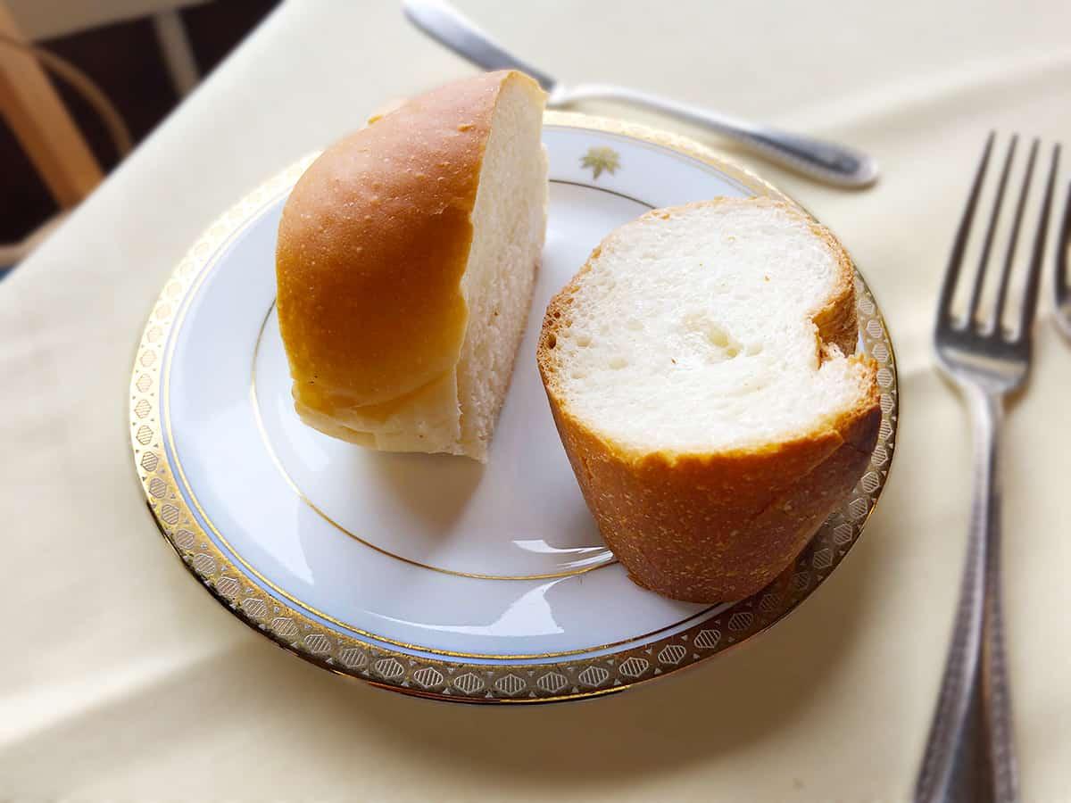 栃木 日光 日光金谷ホテル パン