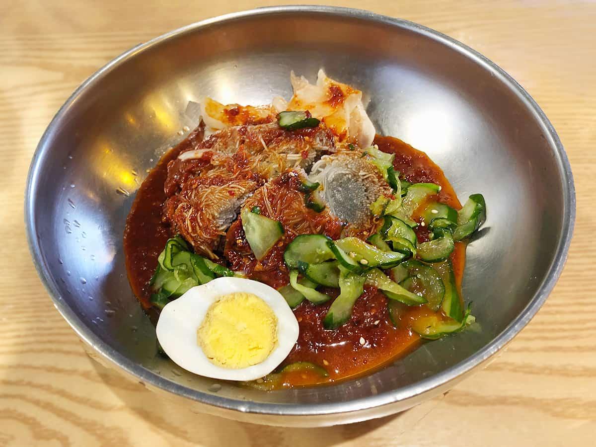 ビビン冷麺|東京 新大久保 コサム冷麺専門店