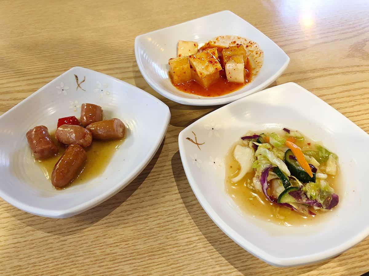 バンチャン|東京 新大久保 コサム冷麺専門店